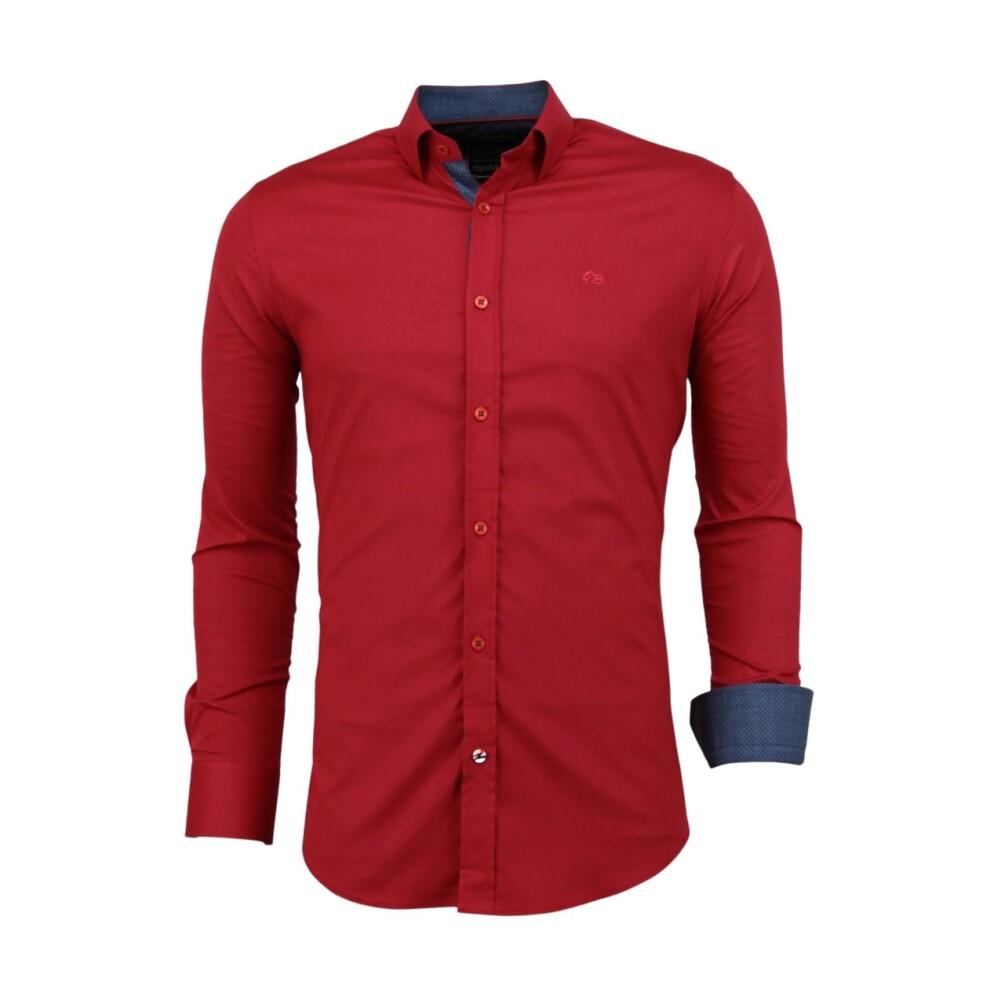 Rød Liam Bx Brick Red Bluse Og Skjorter | Samsøe Samsøe