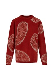 jumper  with paisley print