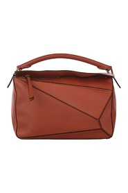 Puzzle Leather Satchel