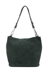 Annamary Grøn Ruskind Bucket Bag
