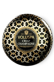 Sort Voluspa Chrisp Champagne duftlys