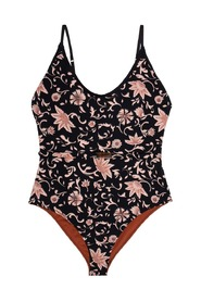 Madison Batik Flower Swimsuit