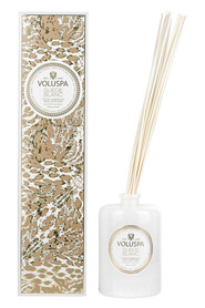 Reed Diffuser 177Ml - Suede Blanc Duftpinner