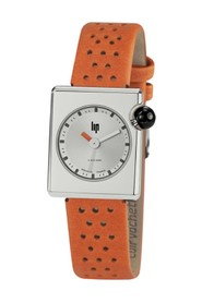 Mach 2000 Watch Mini Square Leather