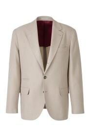Cashmere And Silk Blazer