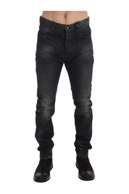 Slim Fit Cotton Denim Jeans