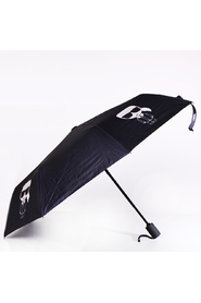 Karl lagerfeld paraply ikonic faces umbrella
