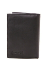 3-winged leather bag / 6 credit cards