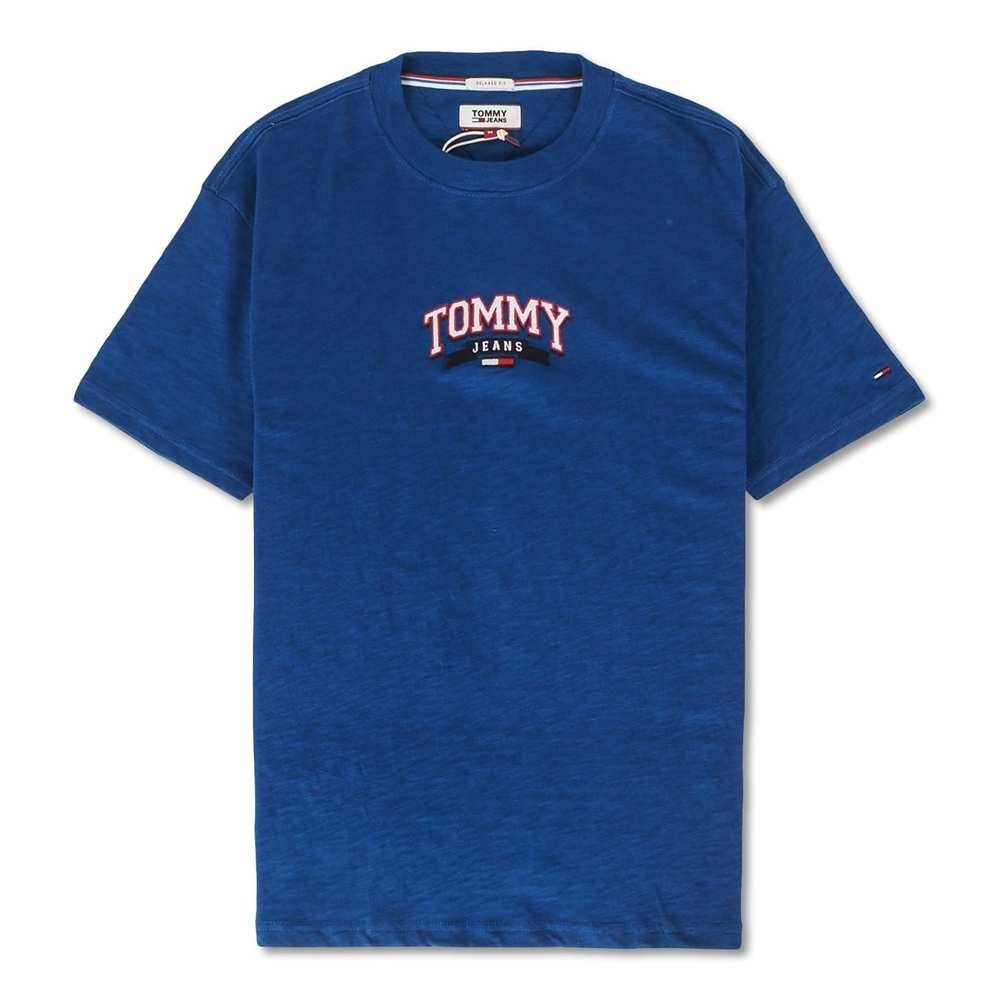 College Embroidery Tee