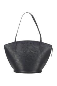 Pre-owned Epi Saint Jacques PM Long Strap Leather