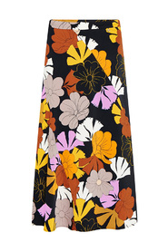 Claire skirt retro flower