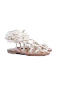 "Sandals ""Agnolotti"""