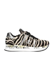 Conny sneakers with zebra print