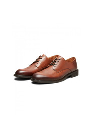 BAXTER DERBY LEATHER  SHOE