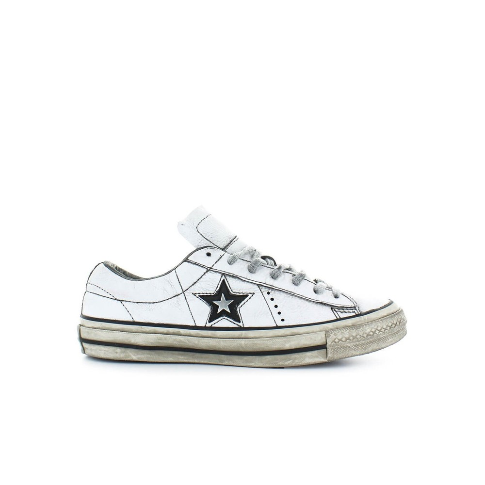 LEATHER ONE STAR SNEAKER