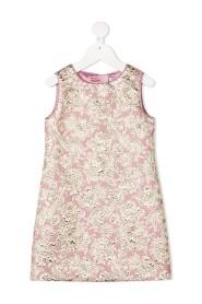 Jacquard jurk