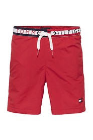 TOMMY HILFIGER UB0UB00179 MEDIUM WAISTBAND swimsuit  sea and pool Boy RED