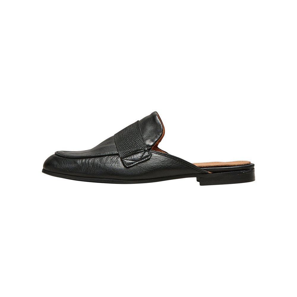 Loafers Leather