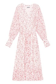 Sukienka z nadrukiem Georgette