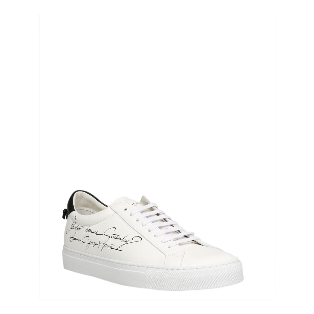 White URBAN STREET SNEAKER | Givenchy | Sneakers | Men's shoes