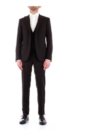 CORNELIANI 838Z57-9167428 DRESS Men BLACK