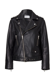 Leather Jacket Nina Biker