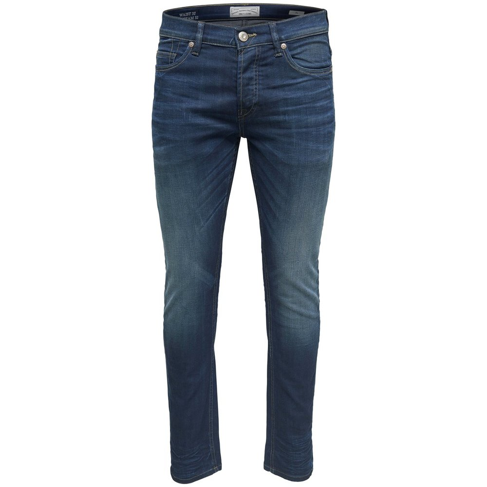 Slim fit jeans Loom washed
