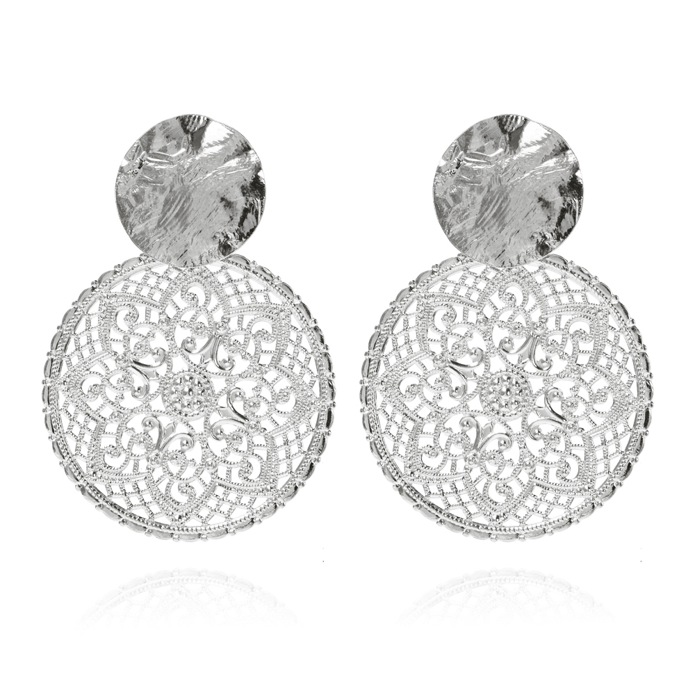 Ambrosia earrings silver - Caroline svedbom