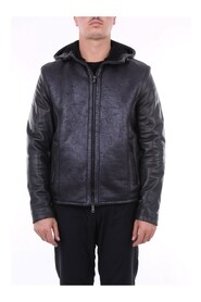 ALESSIOCAPPUCC Leather jacket