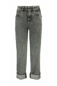 skater trousers with Precious Patch