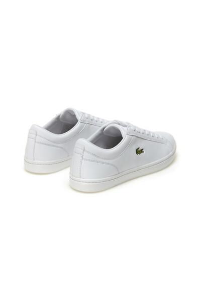 Hvit Straightset Bl Sko | Lacoste | Sneakers