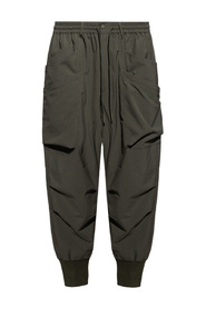 Track pants with logo