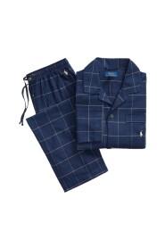 Cotton flannel pajama set