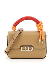 the link leather bag