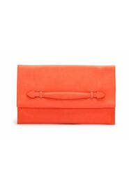 Pre-owned Evercolor Pliplat Clutch in calfskin leather