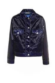 VELVET TECH SHORT JACKET