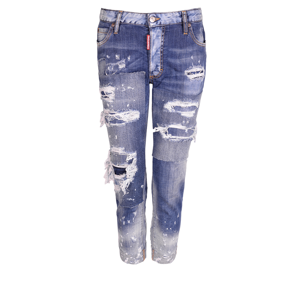 Dsquared2 Jeansy Glam Head