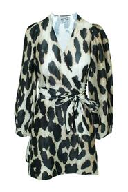 Animal Print Dress -Pre Owned Condition Very Good