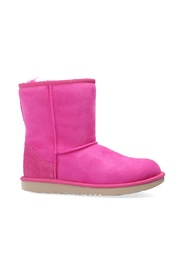 Clic II suede snow boots