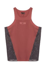 Perforated training tank top