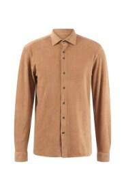 blouse bruin s4050-774-044