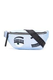 Eye Embroidery Flirting Belt Bag