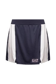 Skirt with logo