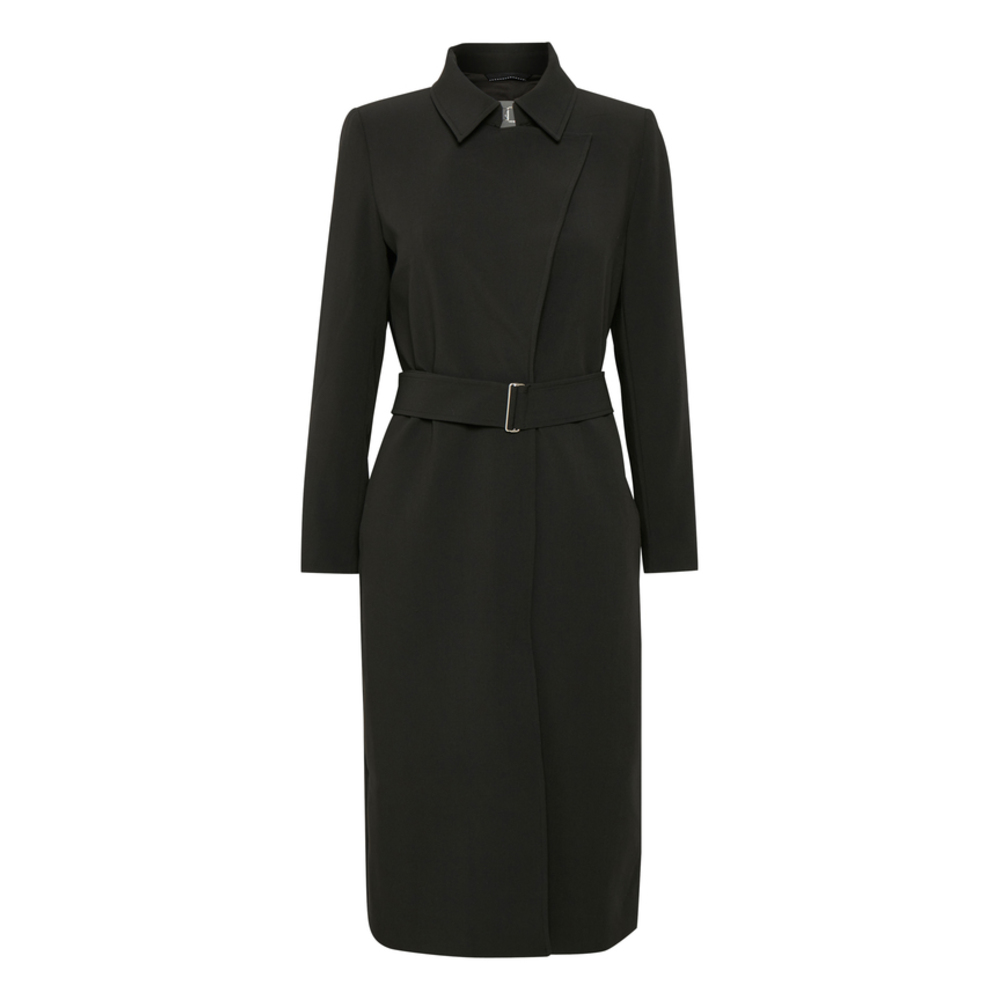 Cagney Belted Coat