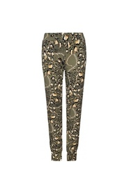 Oliven One Two Luxzuz Carmineo Pant Bukser