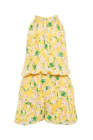 Playsuit bloemenprint