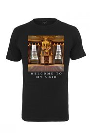 Welcome To My Crib T-shirt