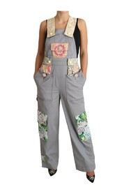 Overalls Jeans Crystal Hortensia