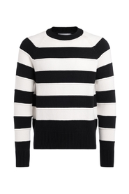 sweater with stripes