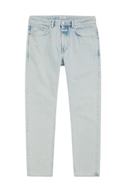 Cooper Tapered Wsahed-Out Jeans